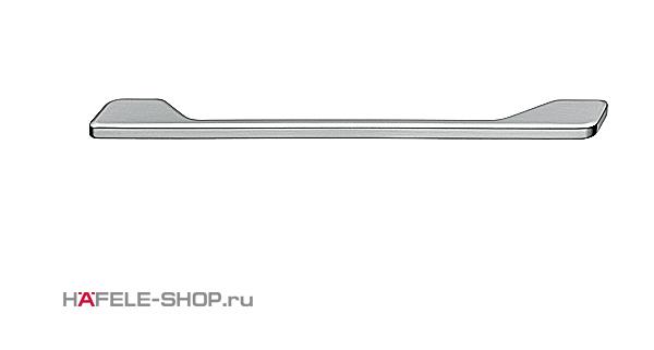 Мебельная ручка цвет нержавеющая сталь  334x29 мм