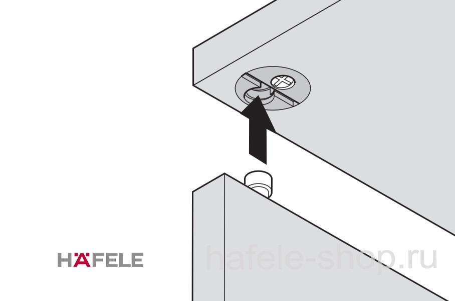 Болт эксцентриковой стяжки Tofix