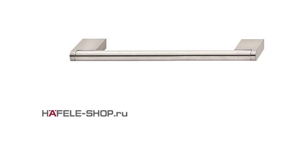 Мебельная ручка нержавеющая сталь матовая 212 x 38 мм