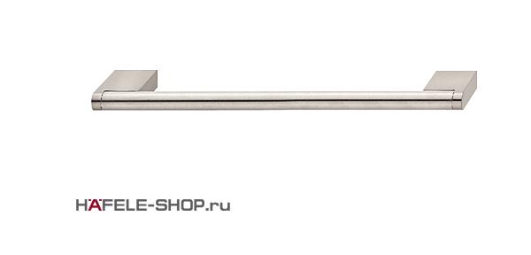 Мебельная ручка нержавеющая сталь матовая 244 x 38 мм