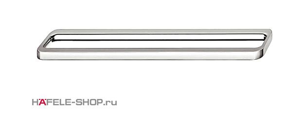 Мебельная ручка цвет хром полированный  332x36 мм