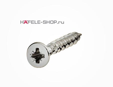 Шуруп HOSPA с потайной головкой оцинкованный  3,0x20 мм
