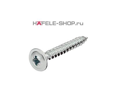 Шуруп  HOSPA с тарельчатой головкой для задней стенки оцинкованный  4,0x30 мм (упаковка  5 тысяч штук)