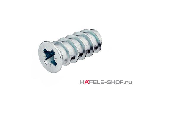 Винт мебельный VARIANTA оцинкованный с потайной головкой для отверстия 5мм длина 10,5 мм