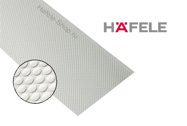Пластиковый коврик под  раковину влагоудерживающий  2000x580x2.2 мм полистирол