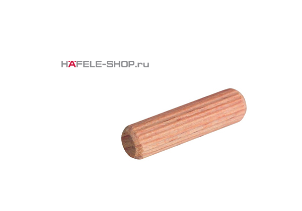 Шкант деревянный. Размер 6х25 мм. Материал бук. Упаковка 10 кг.