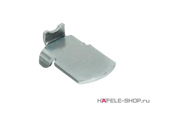 Полкодержатель для шины, сталь, оцинкованный 16 х 28 мм