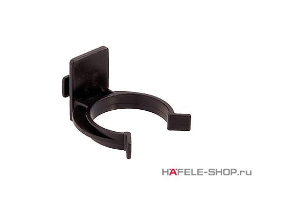 Клипса крепления цоколя PVC к опоре ножке