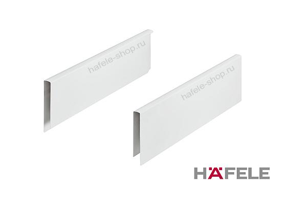 Комплект наращивания высоты ящика Moovit MX, длина 400 мм, цвет белый