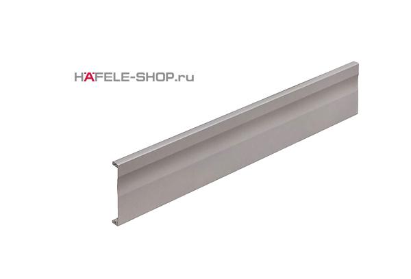 Лицевая панель для внутреннего выдвижного ящика цвет серый металлик, длина 788 мм