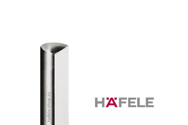 Профильная штанга замка, диаметр 6 мм, длина 2000 мм, никелированная