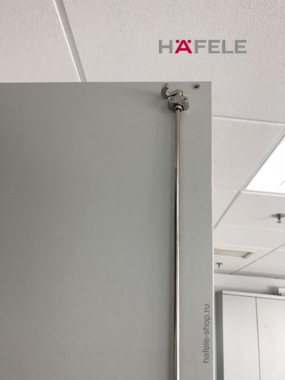 Захватывающий крючок замка с профильной штангой диаметром 6 мм, комплект 2 штуки