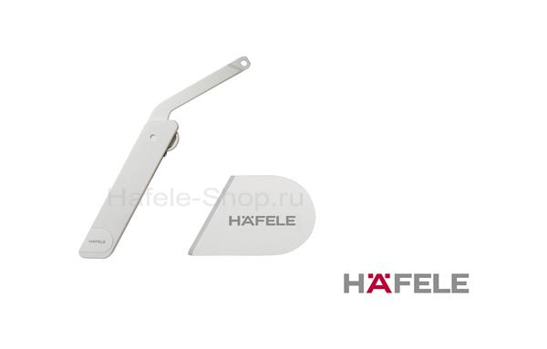 Заглушка HAFELE для Free flap H1.5, белая, правая