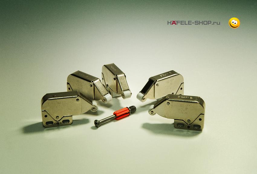 Пружинная защелка Mini Latch в комплекте с ответной частью