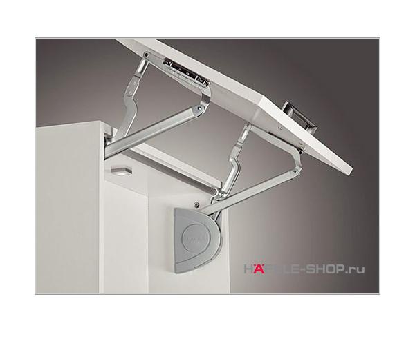 Подъемный механизм Verso для фасада весом  5-10 кг и размером по высоте 420 - 800 мм