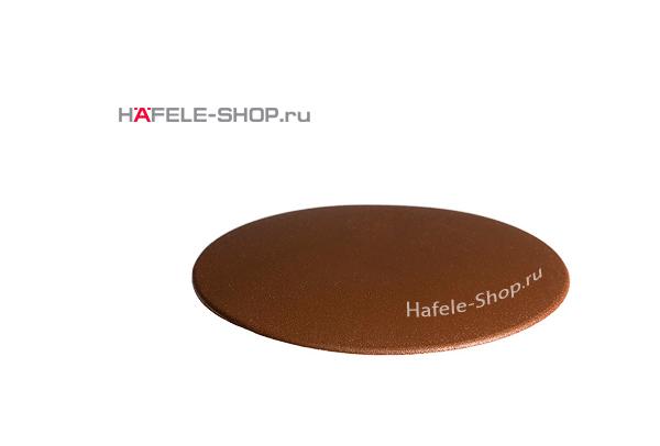 Заглушка для отверстия 35 мм, коричневая