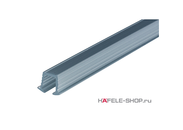 Одинарная ходовая шина для Finger Fix верхняя 2000 мм цвет серый
