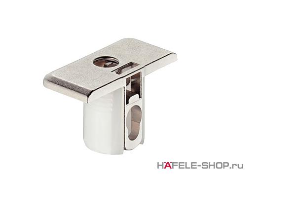 Корпус стяжки Tab 20 HC никелированный. Для плит толщиной 32-50 мм.