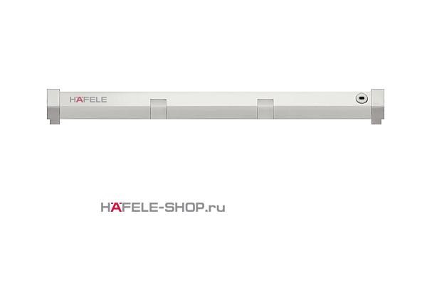 Светильник светодиодный HAFELE модель 2008 12V/1,5W свет холодный белый. Длина 405 мм.