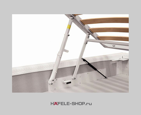 Подъемный механизм Lattenrostlift для кровати  900 мм  цвет серебристый