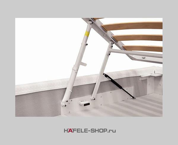 Подъемный механизм Lattenrostlift для кровати  1400 мм цвет серебристый
