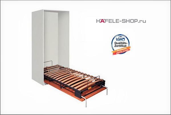 Откидная вертикальная кровать  900 x 1860 мм без матраца.