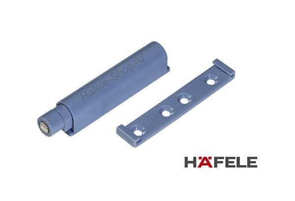 Нажимная защелка с магнитным фиксатором, ход выталкивания 38 мм.