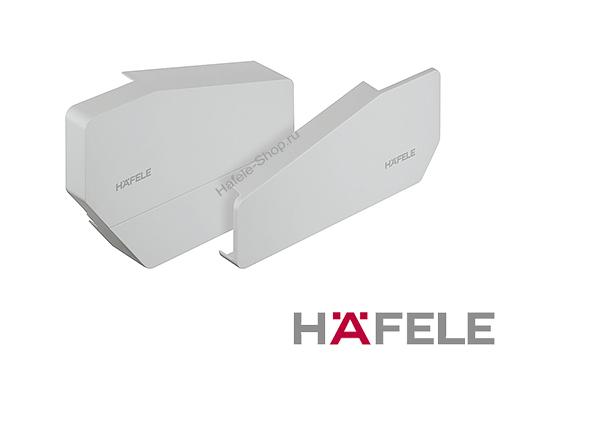 Декоративные заглушки механизма E-Drive FREE FOLD, пара, цвет серый