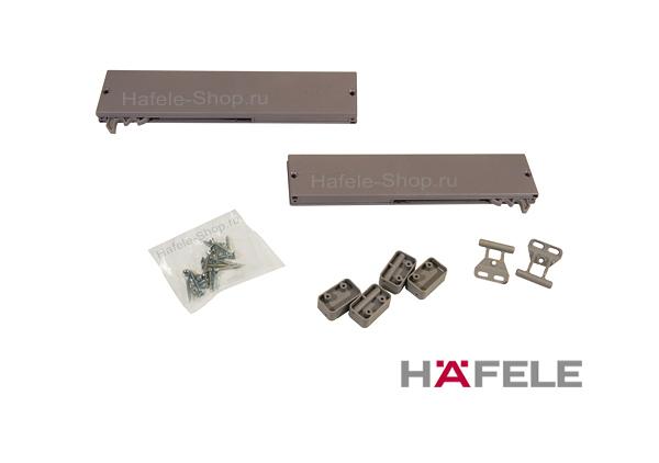 Доводчики для шкафа из 2-х дверей, комплект из 2-х доводчиков для дверей весом до 35 кг. Ход демпфирования 100 мм.
