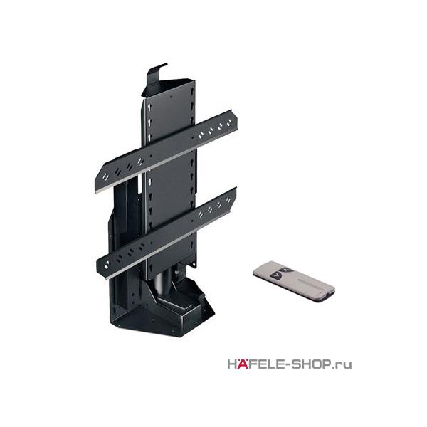 Подъемный поворотный механизм для TV панели с дистанционным управлением