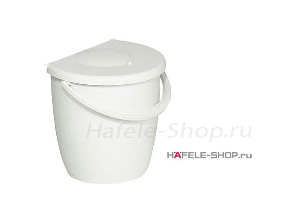 Ведро для мусора в ванной комнате, 11 литров.