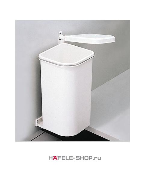 Ведро для мусора в ванной комнате, объём 5 литров.