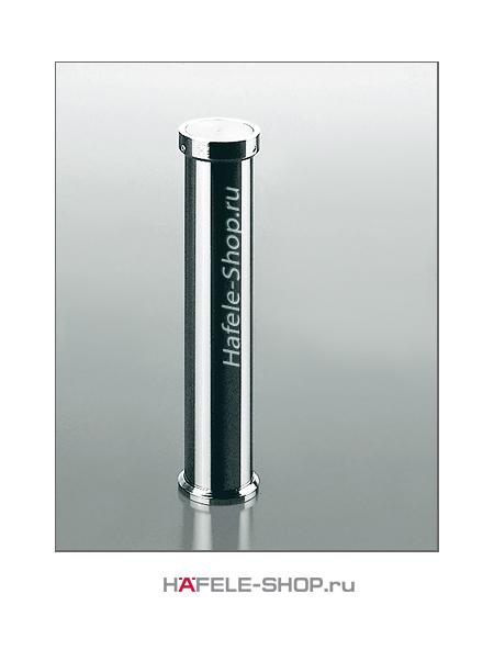 Пилон барный H=200 мм, цвет хром, для приклеивания
