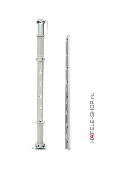 Трубчатая ось, цельная, длина 1265 мм, с возможностью укорачивания