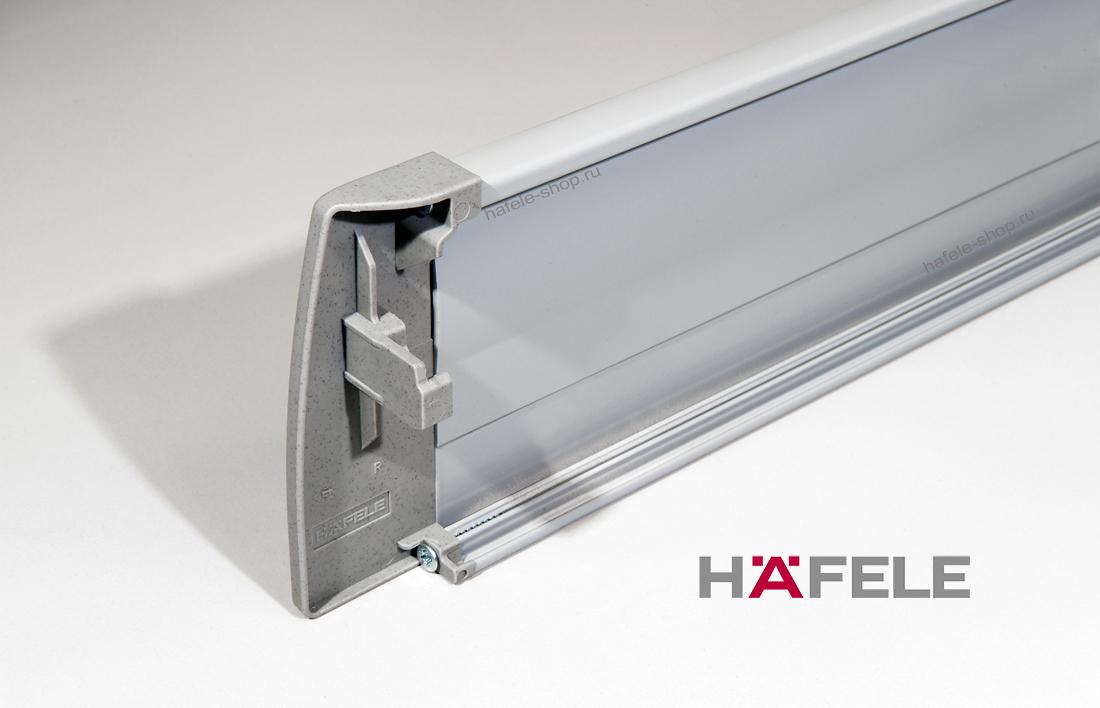 Лицевая панель внутреннего ящика Moovit MX, для шкафа 600 мм, цвет серый