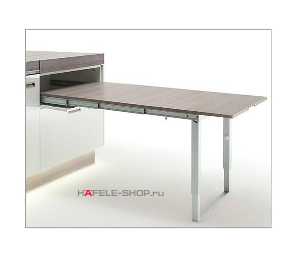 Комплект для складного раздвижного стола. Нагрузка 60 кг.