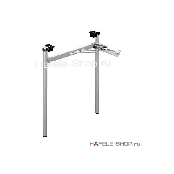 Ножки для складного стола, сталь, цвет алюминий RAL 9006