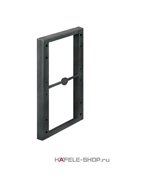 Дистанционная рама для гардеробного лифта цвет черный
