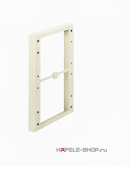 Дистанционная рама для гардеробного лифта цвет белый