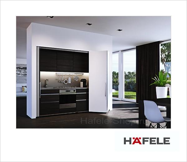 Комплект HAWA Folding Concepta 25, высота двери 1250-1850 мм, правая