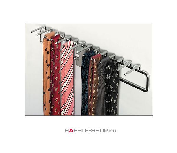 Выдвижной держатель для галстуков