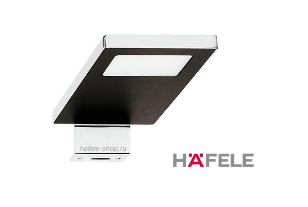 Светильник светодиодный мебельный HAFELE модель 2033, свет холодный белый.