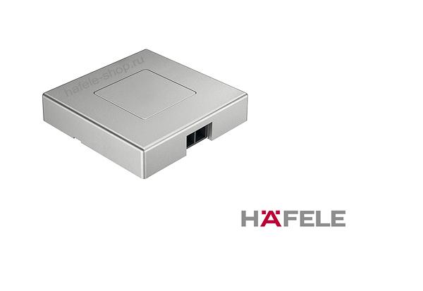 Включатель света сенсорный, 40 х 40 х 8,5 мм, бесконтактный