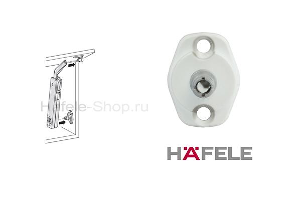 Крепление к корпусу, для Free flap H1.5, белое