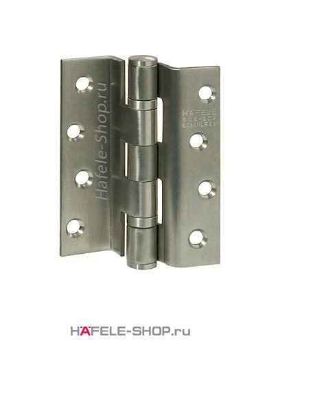 Петля для двери с четвертью весом до 58 кг, нержавеющая сталь