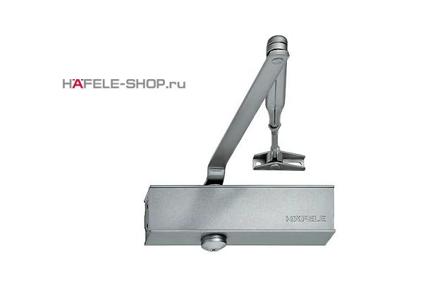 Доводчик для двери HAFELE DCL 15 c обычной системой рычагов