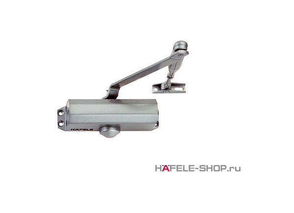 Доводчик для двери HAFELE  DCL 11 c обычной системой рычагов