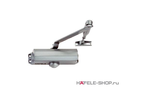 Доводчик для двери HAFELE DCL 12 c фиксируемым рычагом