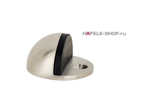 Стопор двери, диаметр 43 мм, материал нержавеющая сталь